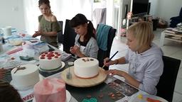 Torte verzierern 2018