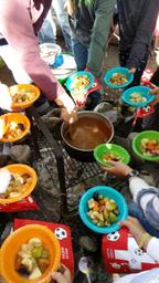 Kochen im Wald 2018
