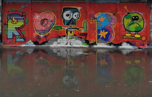 Graffiti 2020