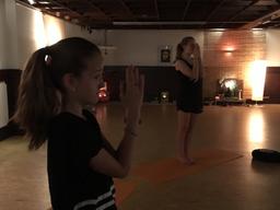Dschungel-Yoga 2018