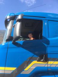 mit dem Chauffeur unterwegs 2018