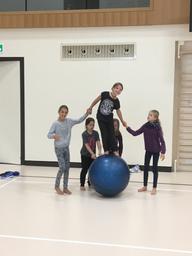 Zirkus-Workshop 2016