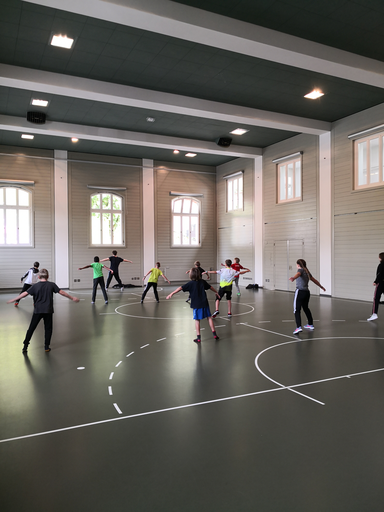 Breakdance mit Profi 2020