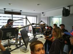Radio Central und Sunshine 2018