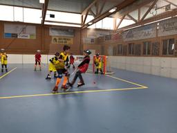 Rollhockey 2018