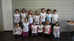 T-Shirt malen 2018