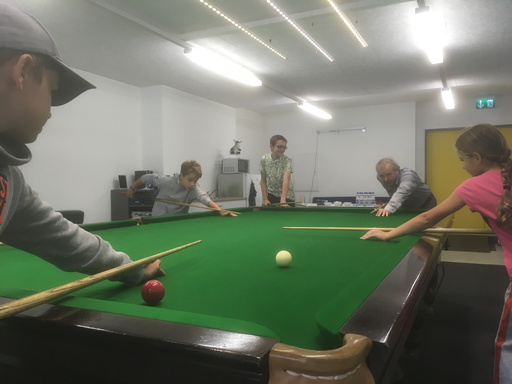 Snooker 2020