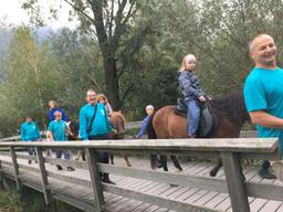 Pony reiten 2018