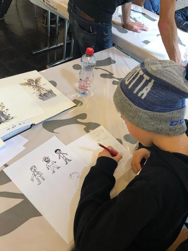 Comic zeichnen 2020