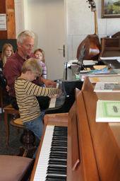 Klavier lernen 2016