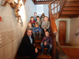 Besuch im Historischen Museum 2016